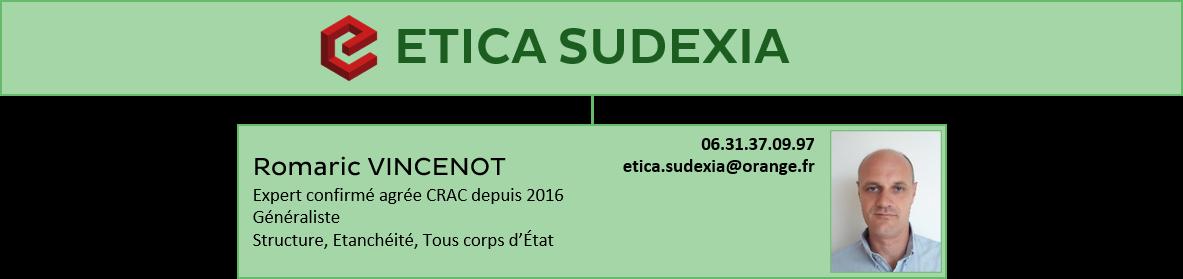 Organigramme ETICA SUDEXIA